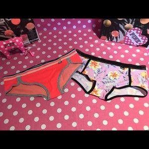 PINK Victoria's Secret Intimates & Sleepwear - 2 NWT VS PINK panties